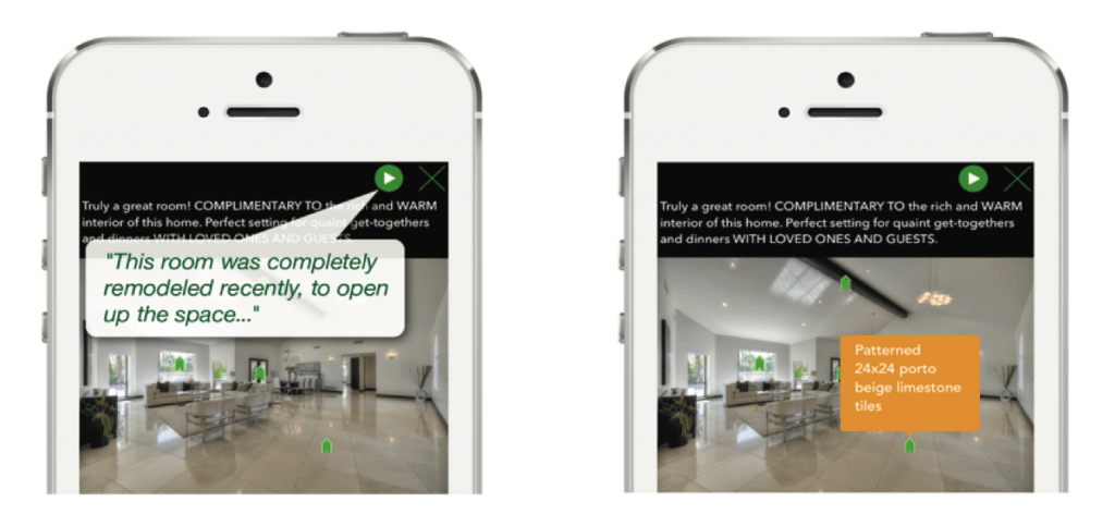 Home-Touring Smartphone App for the Real Estate Market